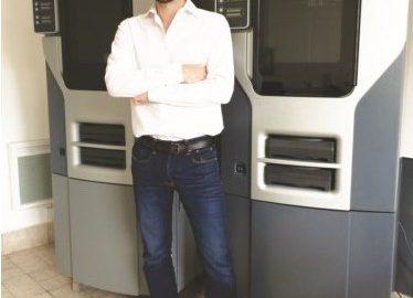 imprimantes 3D et entrepreneur