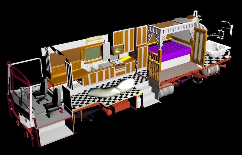 logiciels de CAO pour la modélisation 3D